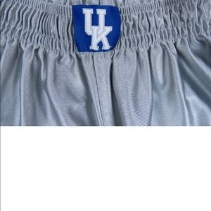 Nike Kentucky Wildcats Spell Out Snap Sides Pants